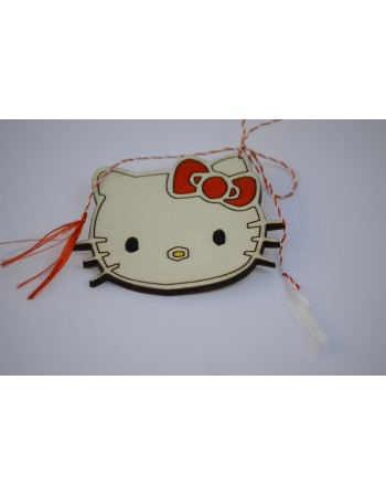 Insigna Hello Kitty