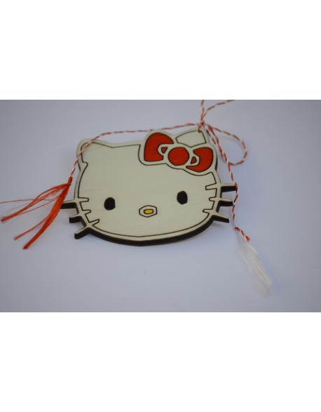 Martisor Hello Kitty