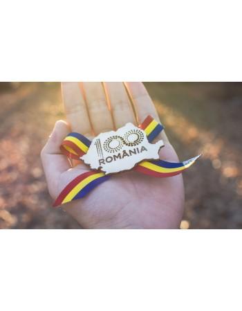 Brosa Romania 100