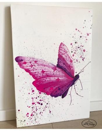 Tablou color lemn