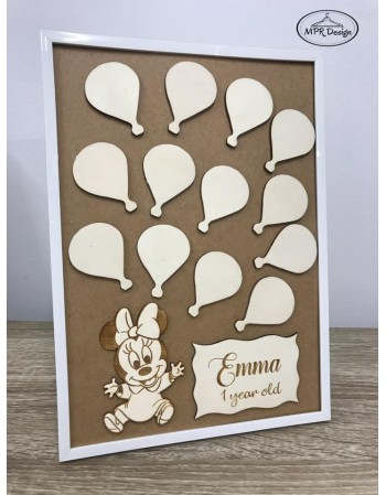 Guest book Minnie