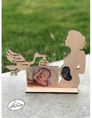Rama bebe personalizata