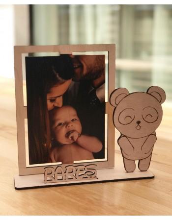 Fotografie pe lemn personalizata