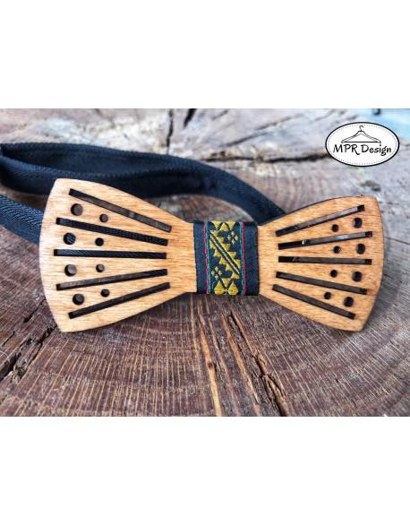 Papion din lemn Exclusive