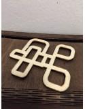 Suport pahare / Coaster lemn