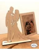 Siluete lemn cu fotografie