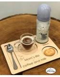Tava pentru cafea Mom Life
