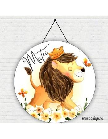 Decoratiune personalizata pentru camera copilului