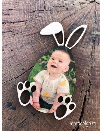 Magnet cu fotografie pentru Paste