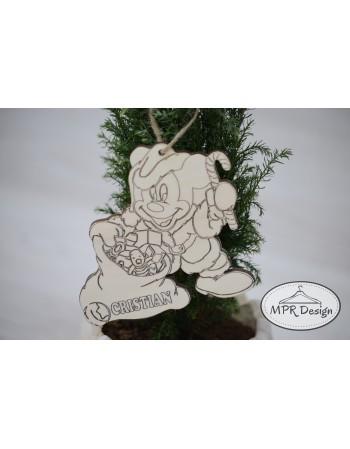 Glob personalizat Mickey