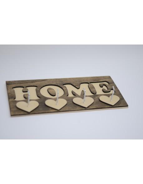 Cuier pentru chei HOME